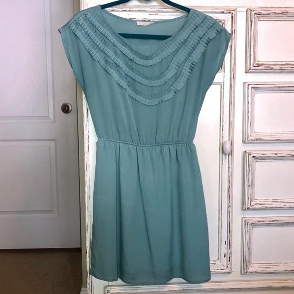 Lush Dresses & Skirts - Lush teal dress